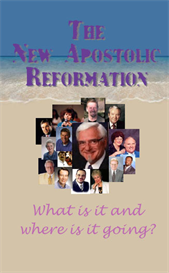 The New Apostolic Reformation | eBooks | Religion and Spirituality