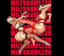 milf3d catfight art