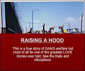 raising a hood