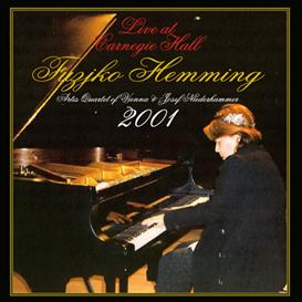 Fuzjko Hemming Live At Carnegie Hall MP3 album | Music | Classical