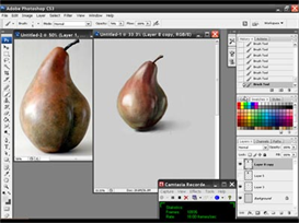 Pear Tutorial Digital Painting for Beginners | Movies and Videos | Educational