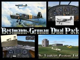 Bucker_Grunau_Dual_Pack_FSX | Software | Add-Ons and Plug-ins