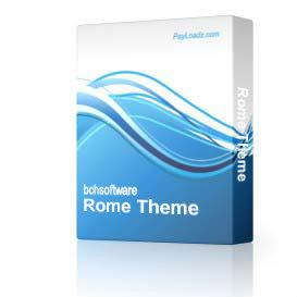 Rome Theme | Software | Mobile