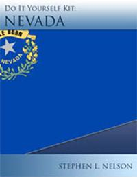 Nevada Do-it-Yourself Incorporation Kit | eBooks | Business and Money