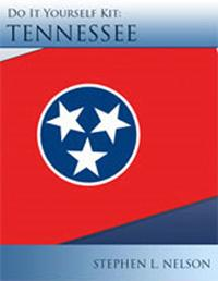 Tennesse Do-it-Yourself Incorporation Kit | eBooks | Business and Money
