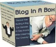 Blog In A Box | eBooks | Business and Money