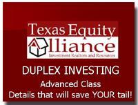 Austin Duplex Investing Advanced Class | eBooks | Education