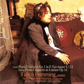 Fuzjko Hemming Liszt Piano Concerto No 1 320kbps MP3 album | Music | Classical