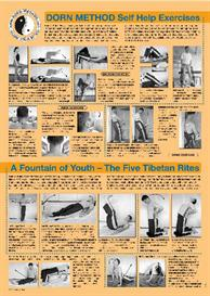 The Dorn Method Self Help Poster | Other Files | Photography and Images