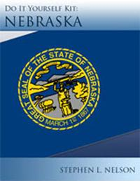 Nebraska Do-it-Yourself Incorporation Kit | eBooks | Business and Money