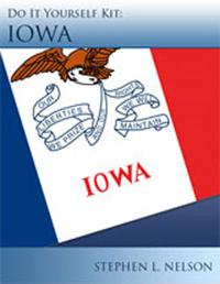 Iowa Do-it-Yourself Incorporation Kit | eBooks | Business and Money