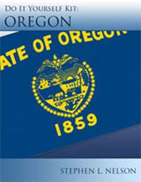 Oregon Do-it-Yourself Incorporation Kit | eBooks | Business and Money