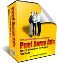 Peel Away Ads | Software | Internet