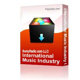 International Music Industry Contacts XLS | Other Files | Documents and Forms