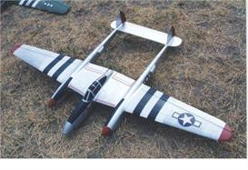 PSS P38 Lightning   Other Files   Arts and Crafts