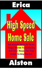 High Speed Home Sale | eBooks | Business and Money