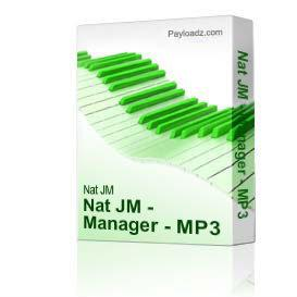 Nat JM - Manager - MP3 | Music | Alternative