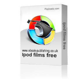 Ipod films free | Movies and Videos | Music Video