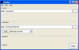 PackRat (Windows) | Software | Utilities