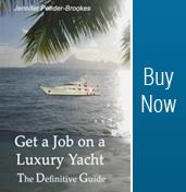 get a job on a luxury yacht: the definitive guidebook