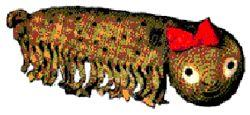 Toy Centipede Crochet Pattern   eBooks   Arts and Crafts