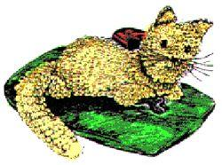 Toy Kitten Crochet Pattern | eBooks | Arts and Crafts