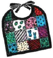 Quilted Baby Bib Pattern | eBooks | Arts and Crafts