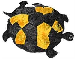 Stuffed Toy Turtle Pattern | eBooks | Arts and Crafts