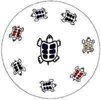 Turtle Rug Pattern | eBooks | Arts and Crafts
