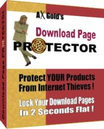 Download Page Protector - Resell Right | eBooks | Computers