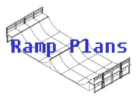 Skateboard Ramp Plans Book