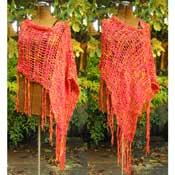 Asymmetric Poncho Crochet Pattern | Other Files | Arts and Crafts