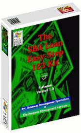 The SBA Loan Easy-Step 123 Full Kit Version 1.0 $149.99 Plus Tax or Fees = Total 161.99  pl | Software | Business | Other