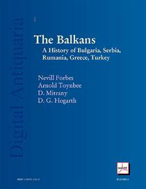 the balkans: a history of bulgaria, serbia, greece, rumania, turkey