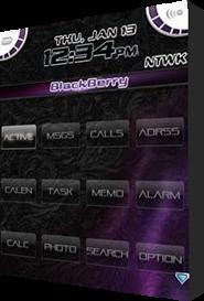 Black Diamond Blackberry 8700 Theme | Software | Mobile