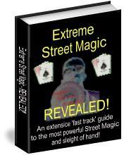 Street Magic Revealed | eBooks | Entertainment