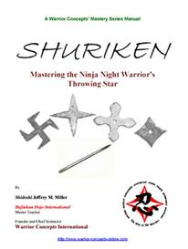 shuriken training manual