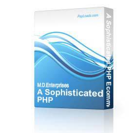 7ASophisticatedPhpECommerceSite | Software | Internet