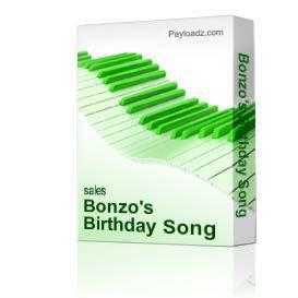 Bonzo's Birthday Song & Dance - Antoinette | Music | Children