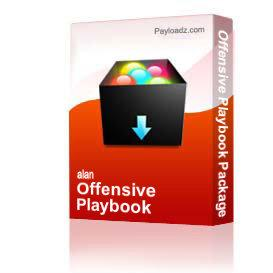 offensive playbook package