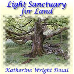 soul fire land stewardship: creating light sanctuaries