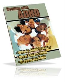 Dealing With Attention Deficit Disorder for MS Reader   eBooks   Parenting