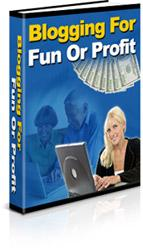 Blogging for fun or profit for the Blackberry | eBooks | Computers