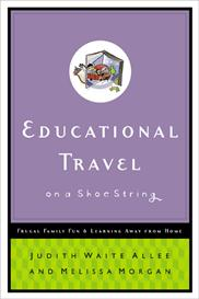 educational travel on a shoestring electronic resource guide