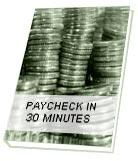Paycheck in 30 Minutes (eBook) | eBooks | Internet