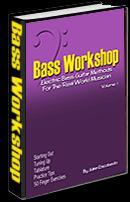 Bass Workshop V1 | eBooks | Sheet Music