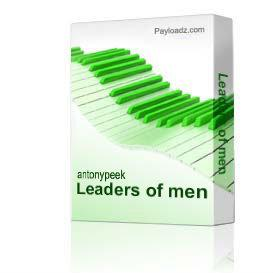 Leaders of men | Music | Rock