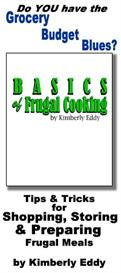 Basics of Frugal Cooking | eBooks | Food and Cooking