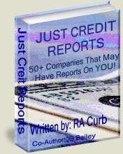 Just Credit Reports! | eBooks | Non-Fiction