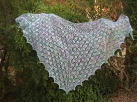 Aurora Shawl | Other Files | Arts and Crafts